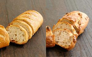 ライ麦を使った仲間~パン・オ・セーグル・、メテイユ、パン・ド・セーグル~