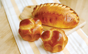 お菓子のようなリッチなパン~デニッシュやブリオッシュ~